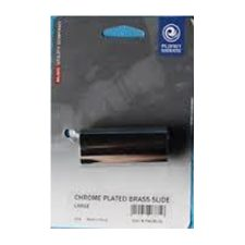 Planet Waves Chrome Slide (Large)