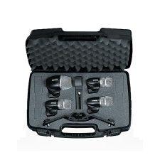 Shure DrumKit Microphone Set PGDMK4-XLR