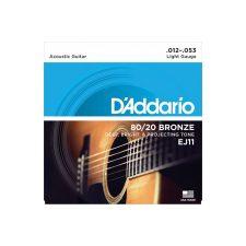 Bronze Acoustic Guitar Strings