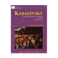 Kabalevsky: Twenty-Four Little Pieces