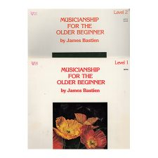Musicianship for the Older Beginner Level 1 and Level 2 Set WP34 and WP35