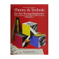 Bastien Theory & Technic for the young Beginner Primer A(wp232)