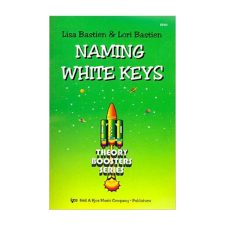 Kjos Lisa Bastien & Lori BAstien NAMING WHITE KEYS (KP20)