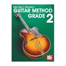 Mel Bay's Guitar Method Grade 2