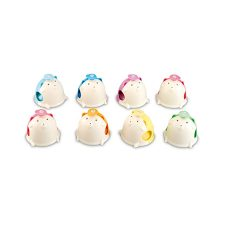 Lazer Chubby Mouse Pressing Bell Set, 8 Notes