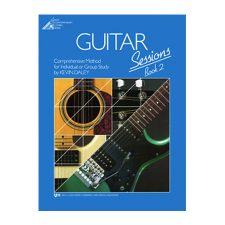 Kjos Guitar Sessions, Book 2 (Book and CD)