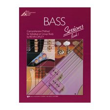 Kjos Bass Sessions Book 1