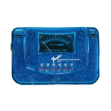 Fender Ag6 Tuner, Blue Sparkle