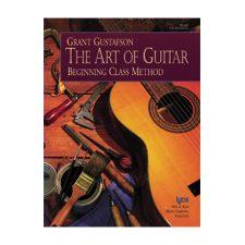 Kjos The Art of Guitar