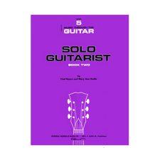 Kjos Solo guitarist, book 2