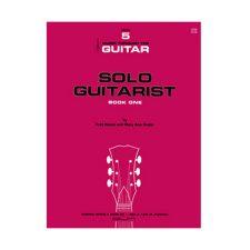 Kjos Solo guitarist, book 1
