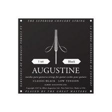 Aria Augustine Classic Black String Set Low Tension