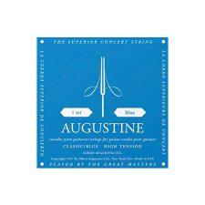 Aria Augustine Classic Blue String Set Hi Tension