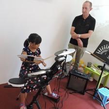 Drum Lesson SoundsKool Cambodia