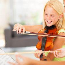Violin Lessons Cambodia