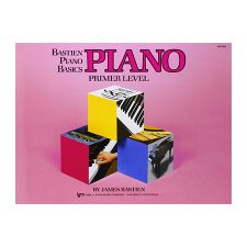 Bastien Piano Basics, Primer, Piano