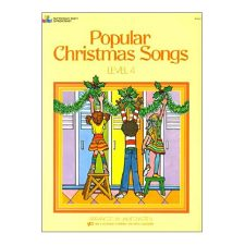 WP224 – Popular Christmas Songs Level 4 – Bastien