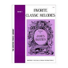 Favorite Classic Melodies, Lv 1