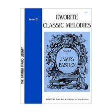 Favorite Classic Melodies, Lv 2