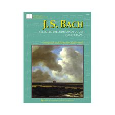 Bach – Selected Preludes & Fugues For The Piano