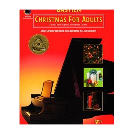 Kp7 Christmas For Adults Book 1 Sacred And Popular Christmas Carols