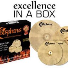 Bosphorus cymbal Set Pack