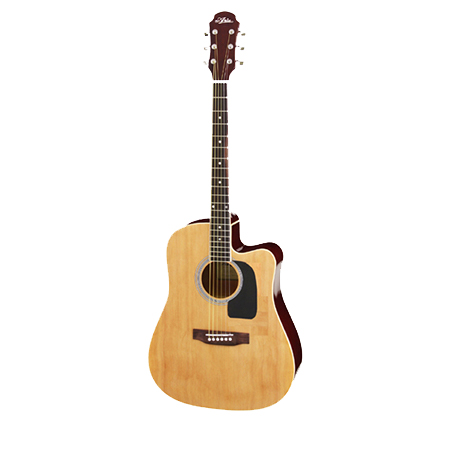 Aria AWN-15CE Acoustic, Cutaway Electric guitar