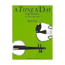 Tune A Day Violin Book 2