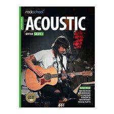Rockschool Acoustic GTR GRD 3 2016 BK