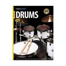 Rockschool Drum Debut 2012-2018 BK