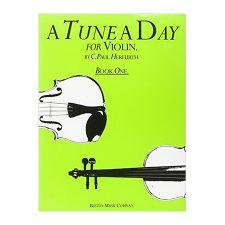 Tune A Day Violin Book 1