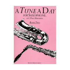 Tune A Day Saxophone Book 2