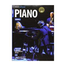 Rockschool Piano GR 6 2015-2018 PF BK