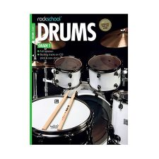 Rockschool Drum GR 1 2012-2018 BK