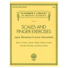 Scales Finger Exercises Vol2170 PF