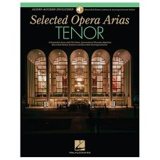 Selected Opera Arias Tenor BK/ AUD