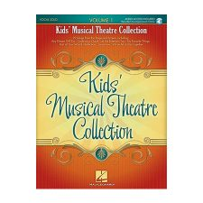 Kids Musical Theatre Cin V 1 BK/ AUD