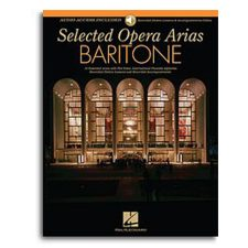 selected Opera Arias Baritone BK/ AUD