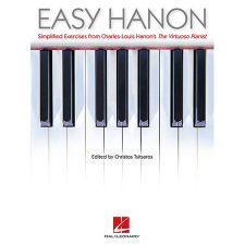 Easy Hannon Simplified Exerc PF BK