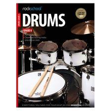 Rockschool DRUMS GR 4 2012-2018 BK