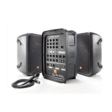JBL Packaged 8″ 2-Way PA with Powered 8-Channel Mixer and Bluetooth® EON208P