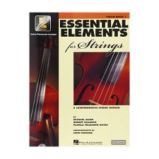 Violin book 1 Essential elements for strings (HL00868049)