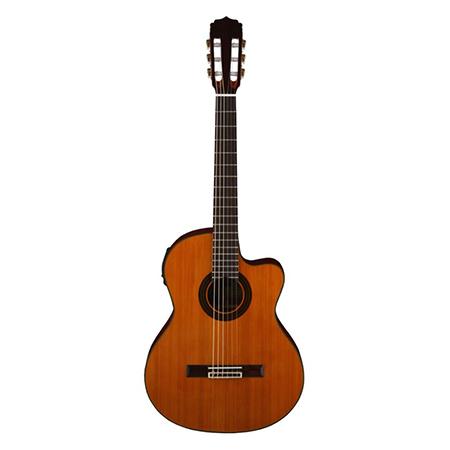 Aria A-35CE Classial Guitar W/Cutaway EQ