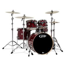 PDP concept 5 pcs cherry red included hardware no seat 1299