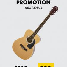 Aria Promotion
