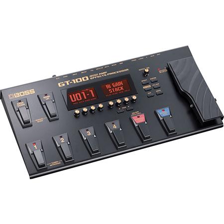 Boss GT-100 COSM Amp Effects Processor
