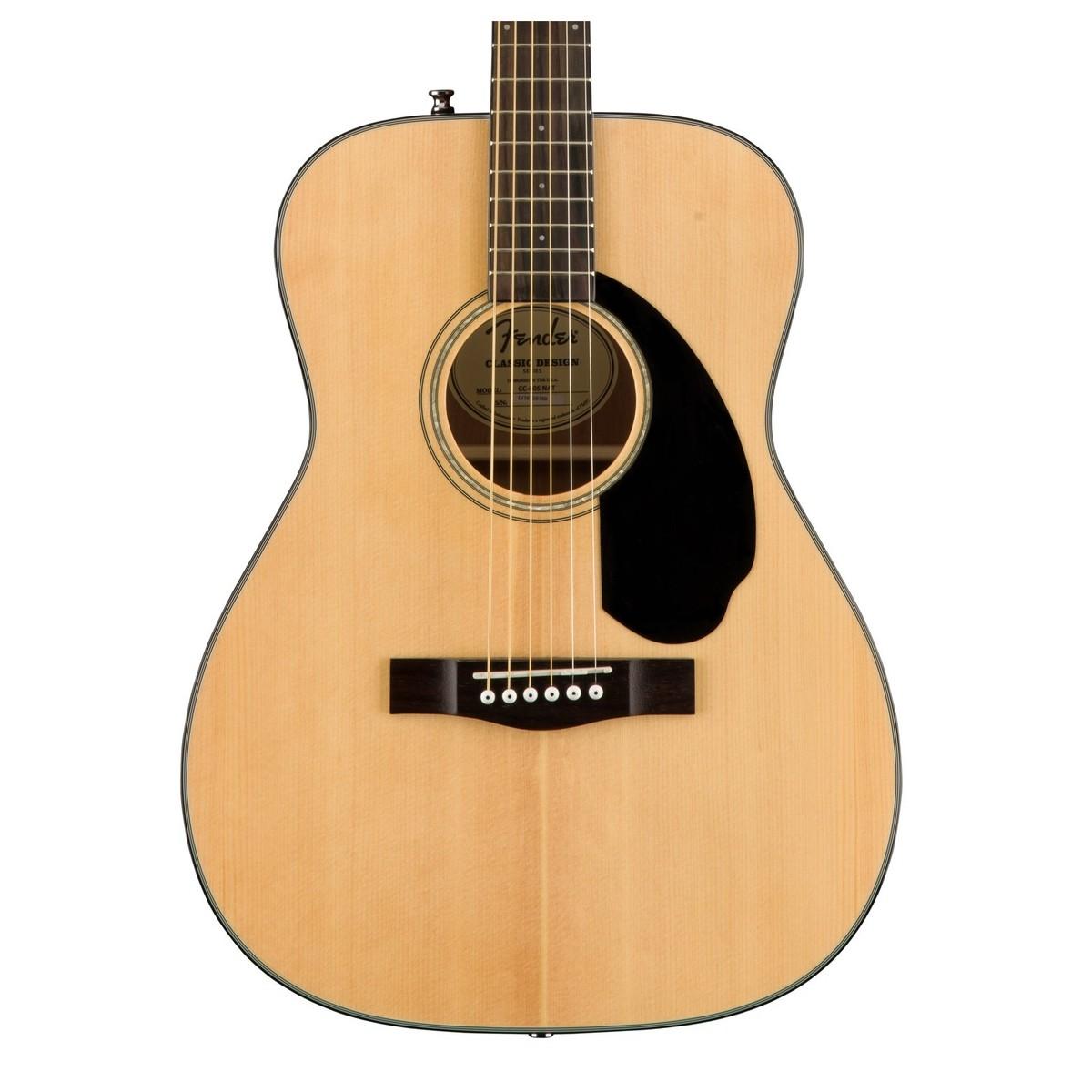 Acoustic Guitar Bodies : fender cc 60s natural concert acoustic guitar soundskool ~ Russianpoet.info Haus und Dekorationen