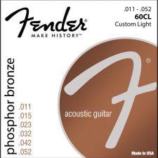 Fender 60CL Phosphor Bronze  11-52