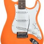 Fender Squier Affinity Strat CPO, Orang White