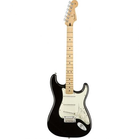 Fender Player Stratocaster Electric Guitar Black